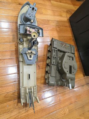 Vintage 1960s Remco Toy Ship and Tank - Retro Models for Sale in North Bethesda, MD