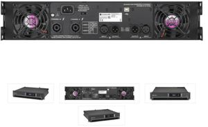 AMP Dynacord Power Amp L1800FD DSP N.I.B for Sale in Fremont, CA