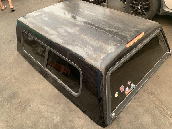 F150 Camper Shell