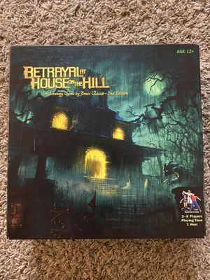 Board game: Betrayal at house on the hill for Sale in Seattle, WA