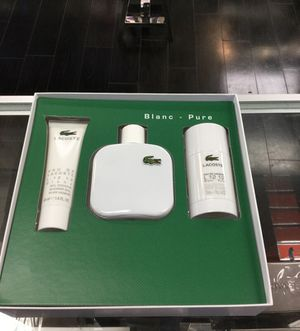 Lacoste Blanc-Pure for him for Sale in Chicago, IL