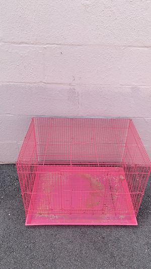 Pink bird cage for Sale in Fort Worth, TX