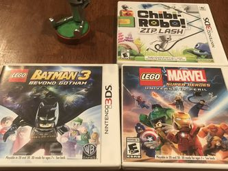 Nintendo 3DS Games for Sale in Waxahachie,  TX