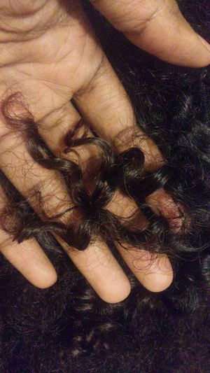 9A Mongolian Kinky Curly Bundles for Sale in Durham, NC