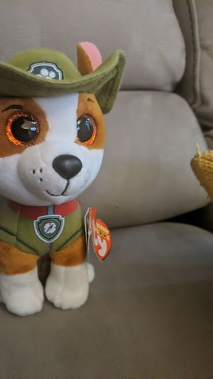 Paw patrol tracker toy for Sale in Herndon, VA