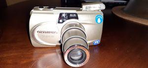Olympus Stylus 150 QD 37.5-150mm 4x Zoom Olympus Optics 35mm Film Camera for Sale in Lake Worth, FL