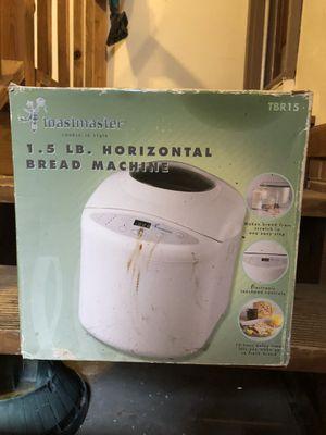 Toastmaster bread maker for Sale in Garner, NC
