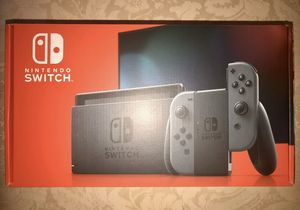 Nintendo Switch Grey V2 for Sale in Annandale, VA