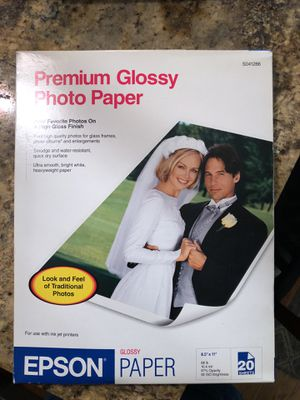 Photo paper for Sale in Issaquah, WA
