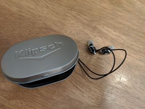 Klipsch Image S4 In-Ear (Earbuds) for Sale in Oviedo, FL