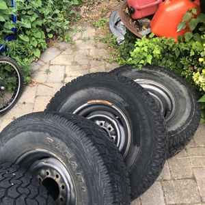 8x6.5 Wheels And Tires for Sale in Pelham Manor, NY