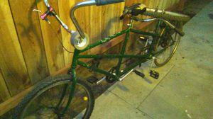 Iron horse tandem bike for Sale in Modesto, CA