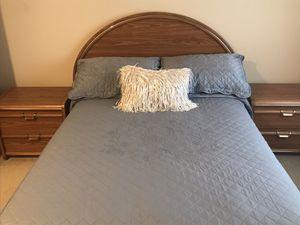 4 Pc Palliser Full Size Bedroom Set for Sale in Lynnwood, WA