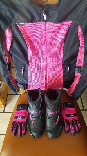 Joe Rocket and Alpinestars womens riding gear for Sale in Glendale, AZ