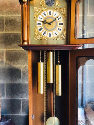 grandfather clock for Sale in Fairfax Station, VA