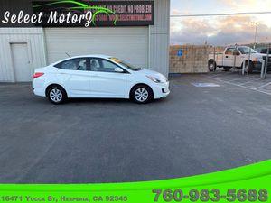 2016 Hyundai Accent for Sale in Hesperia, CA