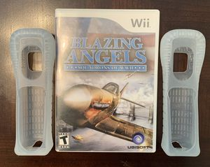 Wii Game and set of silicone skin cases for Sale in Nashville, TN