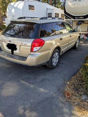 2008 Subaru outback for Sale in Truckee, CA