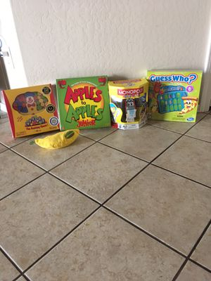 All Games for Kids for Sale in Glendale, AZ