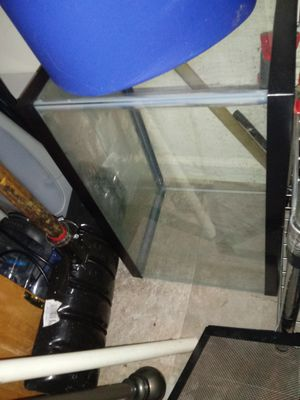 10 gal fish tank and lid for Sale in Altavista, VA
