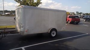 12 By 6 Enclosed Trailer for Sale in West Palm Beach, FL