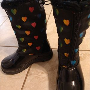 Totes Girls Winter Snow Boots 10Y for Sale in Rockville, MD