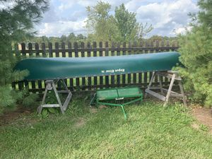 14' canoe for Sale in Columbia, MO