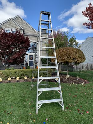 Werner 10 foot A-Frame ladder for Sale in Plainfield, IL