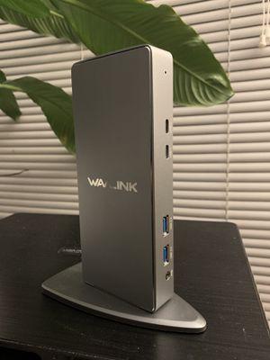 Wavlink USB 3.0 Universal Docking Station for Sale in Detroit, MI