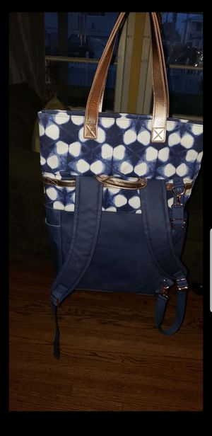 Diaper bag backpack in excellent condition brand new for Sale in Bakersfield, CA