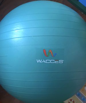 Fitness ball 65cm for Sale in Arlington, VA