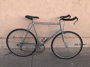 Univega vintage Road bike with bullhorns/excellent working condition for Sale in East Los Angeles, CA