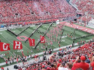 OSU Maryland Tickets sec. 17c row 12 for Sale in Hilliard, OH