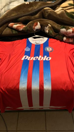 Pueblo soccer jersey for Sale in Kissimmee, FL