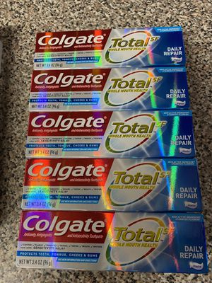 colgate 5 X $10 for Sale in Los Angeles, CA