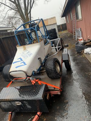 Mini sprint cart for Sale in Klamath Falls, OR