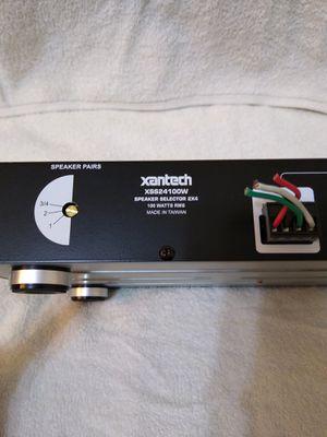 Xantech Speaker Selector for Sale in Phoenix, AZ