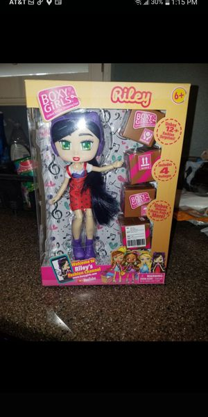 Boxy girls Riley Doll for Sale in North Las Vegas, NV