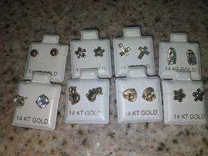 Kids earrings for Sale in Wichita, KS