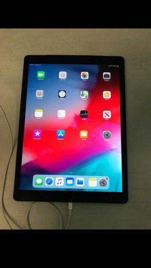 12 inch Apple IPad Pro 12.9 gen 2 Cellular + WI-FI unlocked LTE Like new for Sale in Fort Lauderdale, FL