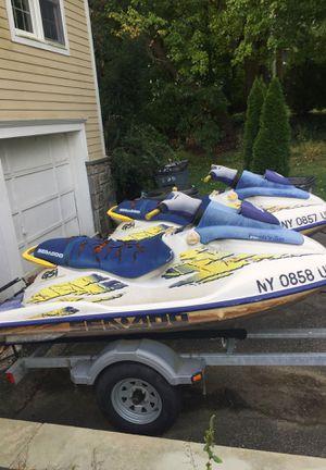 2 Jet skis for Sale in White Plains, NY