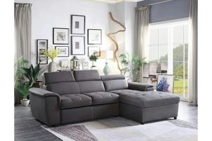 SECTIONAL WITH STORAGE AND SLEEPER for Sale in Portland, OR