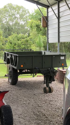 M105 A1 Military Cargo Trailer for Sale in Spring, TX