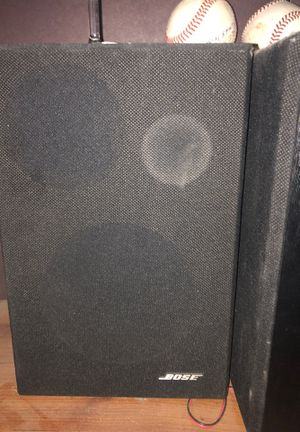 Bose speakers for Sale in Apple Valley, CA