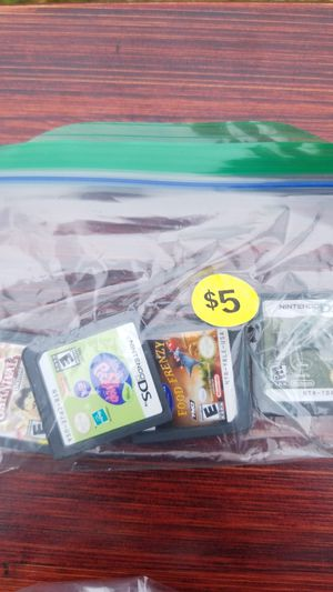 Nintendo DS games for Sale in Federal Way, WA