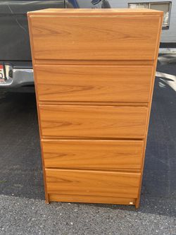 Danish Teak Gentlemens Chest of drawers Dresser for Sale in San Diego,  CA