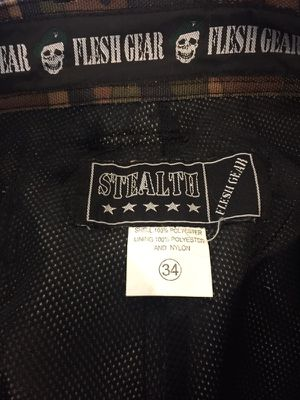 Camo Stealth Flesh Gear Motorcycle Pants for Sale in Dallas, TX