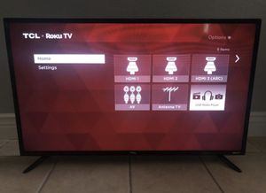 "32"" TCL Roku Smart TV (no remote) for Sale in Arlington, TX"