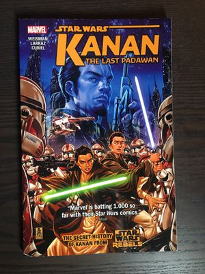 Star Wars Kanan The Last Padawan for Sale in Chillum, MD