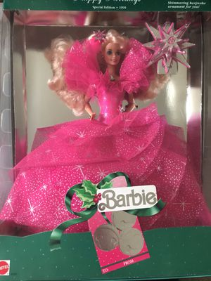1990 collector Barbie- never taken out of box for Sale in San Jose, CA